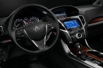 2015 Acura TLX 4-cylinder.
